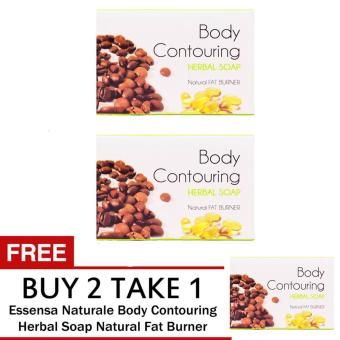 Harga Essensa Naturale Body Contouring Natural Fat Burner Herbal Soap Buy 2 Take 1