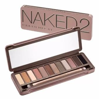 Harga Urban Decay Naked Palette 2