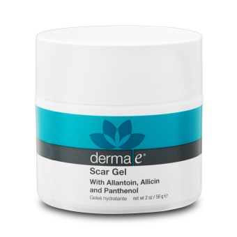 Derma e Therapeutic Topicals Scar Gel With Allantoin, Allicin and Panthenol 2oz, 56g - intl Price Philippines