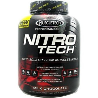 Harga Muscletech Nitrotech Performance Series 4lbs Milk Chocolate
