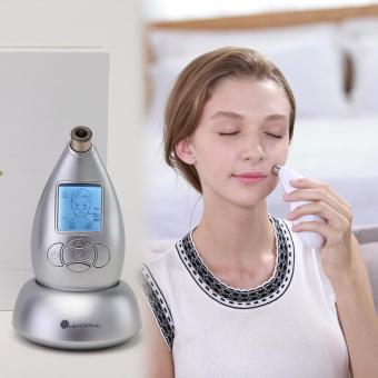 NEWDERMO Household Skin SPA Microdermabrasion Machine Multi-Function Anti-Wrinkles Remove Eye Bags Skin Rejuvenation Tool Price Philippines