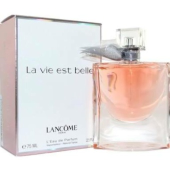 Lancome La Vie Est Belle for Women 75ml Price Philippines