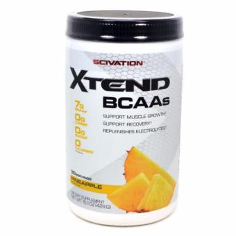 Harga Scivation Xtend BCAAs Pineapple 30 Servings
