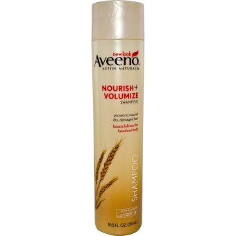 Harga Aveeno Active Naturals Nourish Volumize Shampoo 311ml