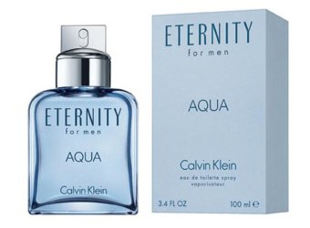 Harga Calvin Klein Eternity Aqua Eau de Toilette for Men 100ml