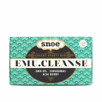 Emu.Cleanse Creamy Beauty Bar 5.2 Oz / 150g Price Philippines