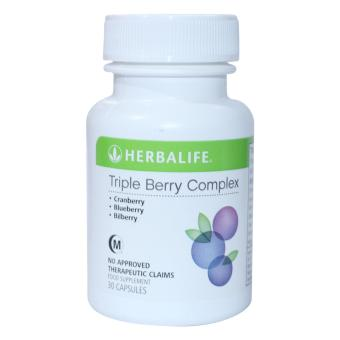 Herbalife Triple Berry Complex (30 Capsules) Price Philippines