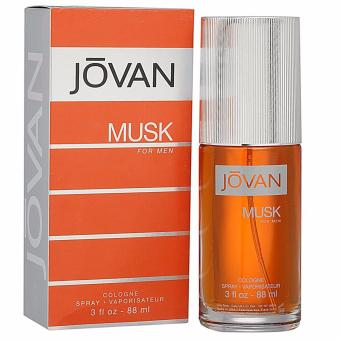 Harga JOVAN Musk for Men Eau de Cologne Spray 88 ml/ 3 fl oz (UPC: 035017009029)