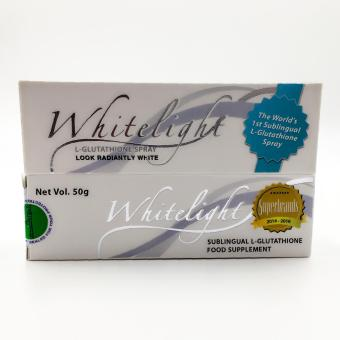 Whitelight Sublingual L-Glutathione Spray 50g Price Philippines