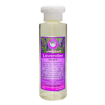 Milea Lavender Relaxing Massage Oil 120ml Price Philippines