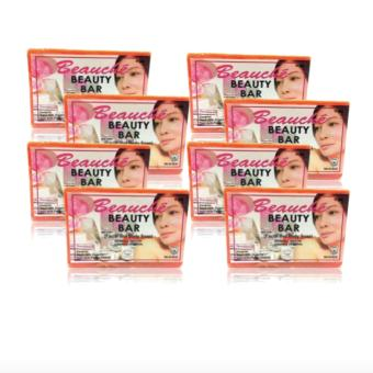 Beauche Beauty Soap Bar 90g Set of 8 Price Philippines