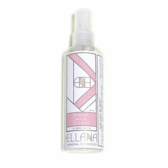 Harga Ellana Mineral Cosmetics Brush Cleaner (Cucumber Melon)