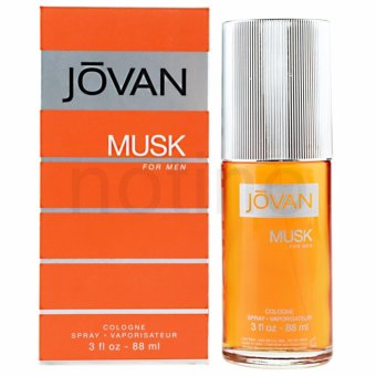 Harga Jovan Musk For Men Cologne Spray 3 fl.oz. - 88 ml