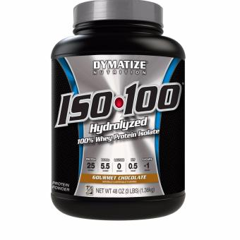 Dymatize ISO-100 (Gourmet Chocolate) 3lbs Price Philippines