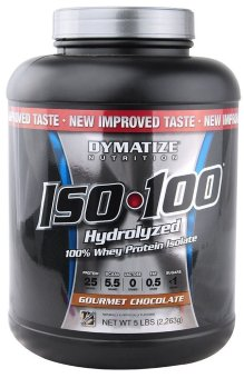 Dymatize Iso-100 Gourmet Chocolate 5lbs Price Philippines