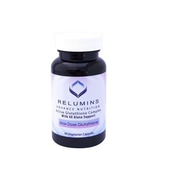 Relumins Advance Nutrition Active Glutathione Complex Capsules Bottle of 60 Price Philippines