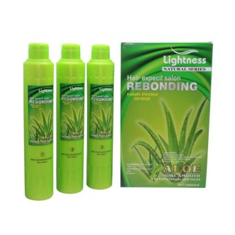 Harga Lightness Aloe Rebonding Set(LI-1058)