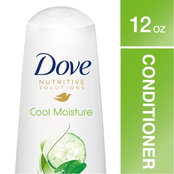 Harga Dove Hair Therapy Cool Moisture Conditioner 12oz