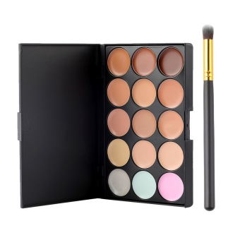 OH Cosmetic Brush Face Make Up Blusher Powder Foundation Tool With Concealer Price Philippines