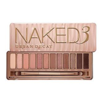 Urban Decay NAKED 3 Eyeshadow Palette Earth Color OEM Price Philippines