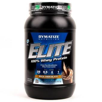 Dymatize Elite 100% Whey Protein Rich Chocolate 2 lbs Price Philippines