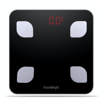 Harga InnovWeight M Smart Weighing Scale Body Fat Analyzer With Free Smartphone App