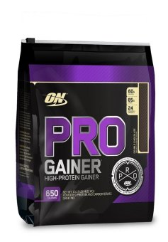 Optimum Nutrition Pro Complex Gainer- Double Chocolate 10lbs Price Philippines