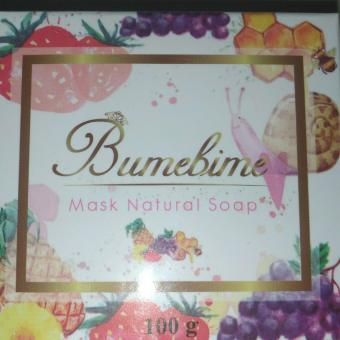 Bumebime Mask Natural Soap 100grams Price Philippines