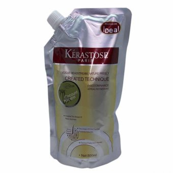 Harga Lightness Coconut Hair Spa (Pouch) (800g)
