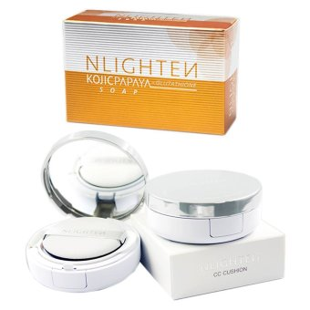 Harga Nlighten Flawless Look Set