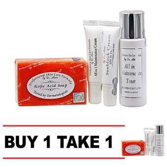 PSCF by Dr. Alvin - Maintenance Set BUY 1 TAKE 1 Price Philippines