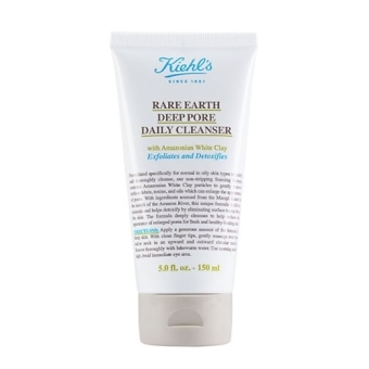 Kiehl's Rare Earth Deep Pore Daily Cleanser (150ml) Price Philippines