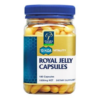 Harga Manuka Health Royal Jelly Capsule