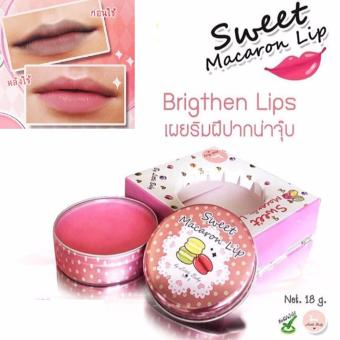 Harga Sweet Macaron Lip by Little Baby