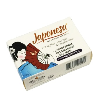 Harga Japonesa All-in-one Beauty Bar Soap 120g