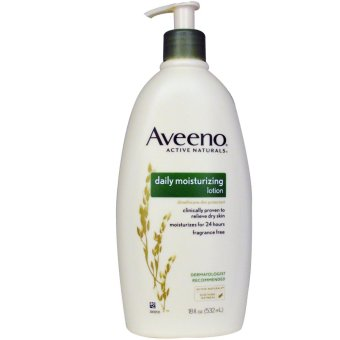 Harga Aveeno Active Naturals Daily Moisturizing Lotion 532ml