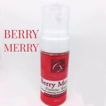 Berry Merry Feminine Wash Price Philippines