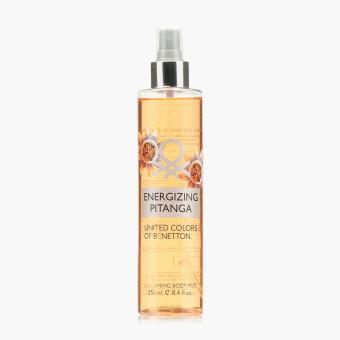 Harga United Colors of Benetton Energizing Pitanga Body Mist 250 mL