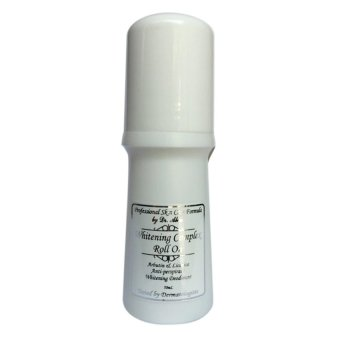PSCF by Dr. Alvin - Whitening Complex Roll on 50ml Price Philippines