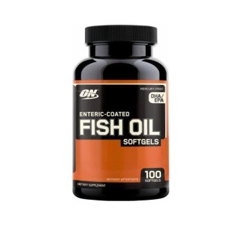 Optimum Nutrition Fish Oil, 100 Softgels Price Philippines