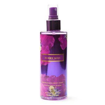 Harga Queen's Secret Berry Kiss Body Mist 250ml