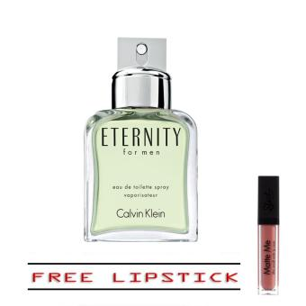 Harga Calvin Klein - Eternity For Men (100ml) EDT