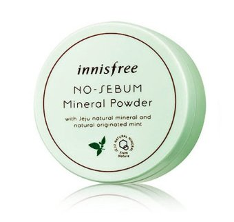 Harga Innisfree No Sebum Mineral Powder 5g