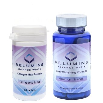 Relumins Oral Glutathione & Collagen Stack Price Philippines