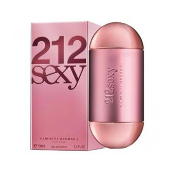 Harga Carolina Herrera 212 Sexy Eau De Parfum for Women 100ml