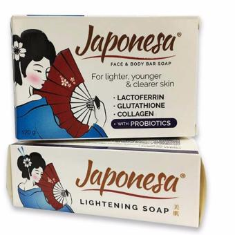Harga Japonesa All-in-one Beauty Bar Soap 120g Set of 2