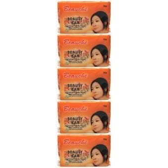 Beauche Beauty Bar Soap 90g Set of 5 Price Philippines