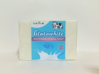 Harga Krave Minerale Glutawhite Herbal Soap 120g