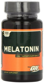 Optimum Nutrition Melatonin Dietary Supplement 100 Tablets Price Philippines