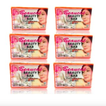 Beauche Beauty Soap Bar 90g Set of 6 Price Philippines